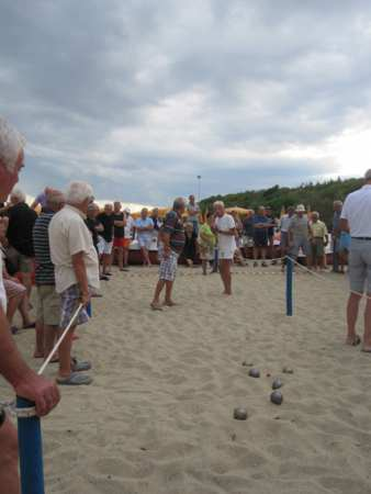 Torneo Bocce Anap ANCoS 2012